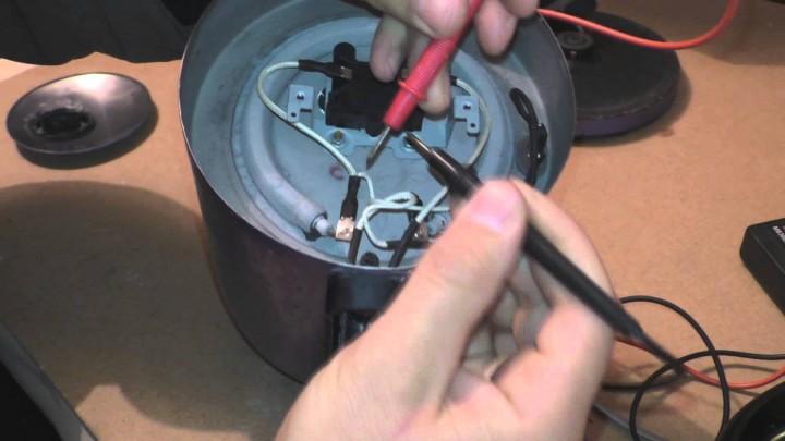 Термопот ремонт своими руками фото