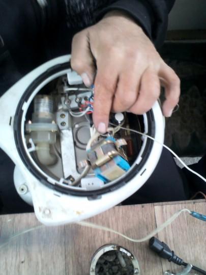 Термопот отремонтировать своими руками
