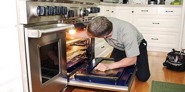 Ремонт духовки электроплиты мечта своими руками
